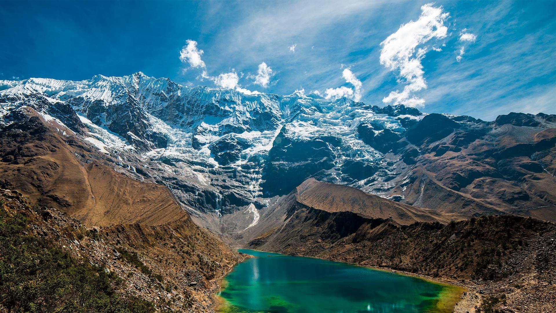 Mount Ausangate, sacred mountain