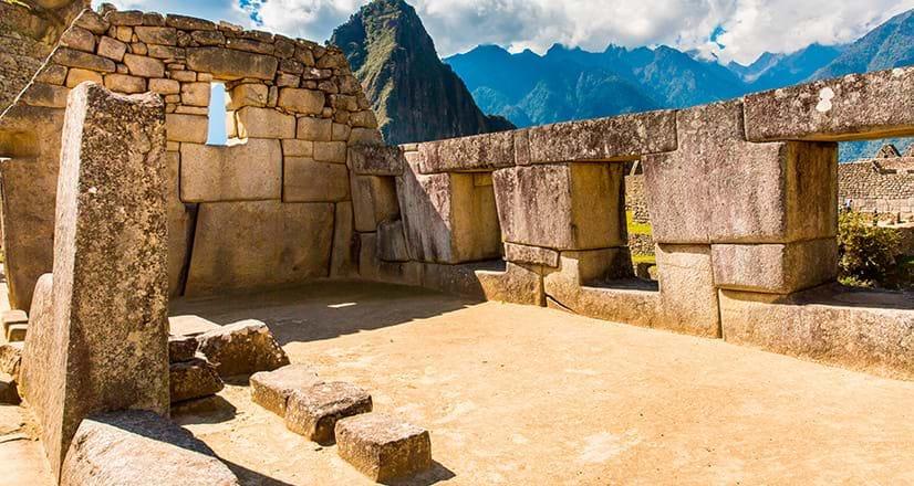 Foi por ordem do Inca Pachacútec que sua construção foi realizada.