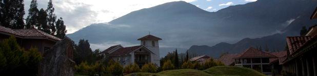 Distancias desde el Cusco hacia otras ciudades cercanas
