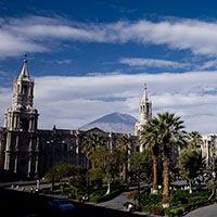 Aniversario de la ciudad de Arequipa