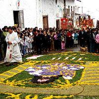 Fiesta de San Juan Bautista Cajamarca