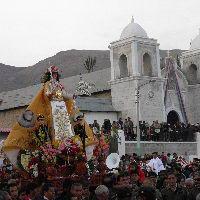 Fiesta de Santa Úrsula Arequipa