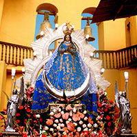 Virgen de la Puerta Trujillo
