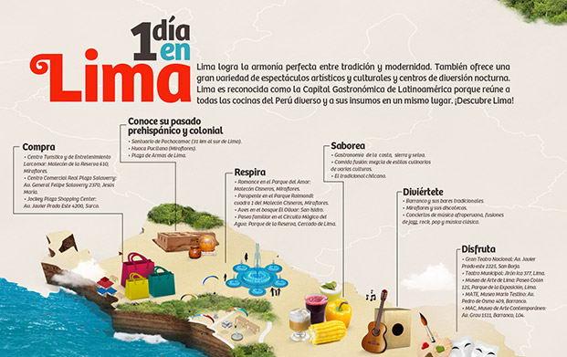 1 día en Lima