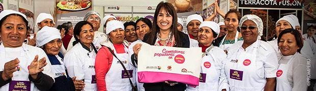 Mistura ha sido declarada de interés nacional por el gobierno peruano