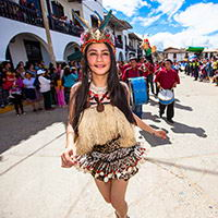 Festividad Raymi Llaqta de los Chachapoya