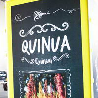 The Quinoa Route: The First Prototype for Peruvian Food Tourism