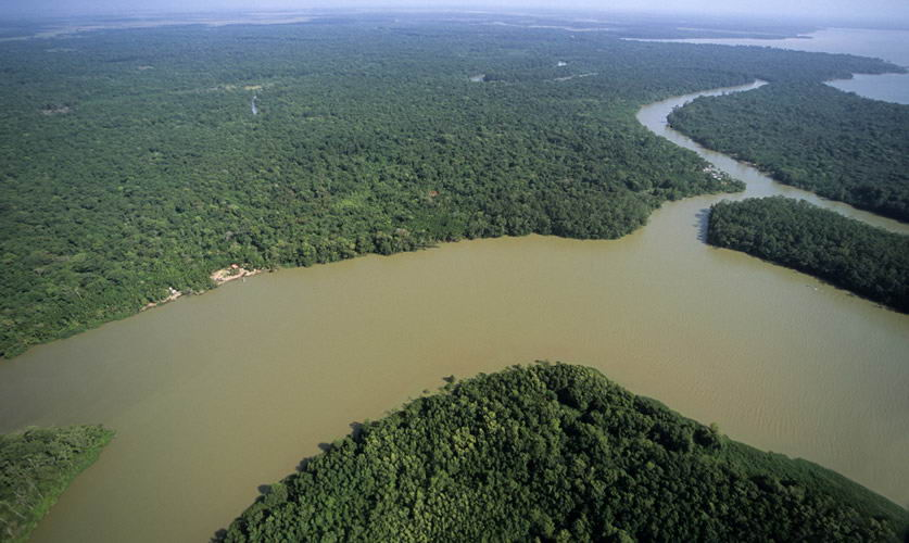Resultado de imagen de el río amazonas