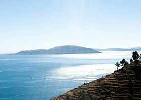 Titicaca Islands