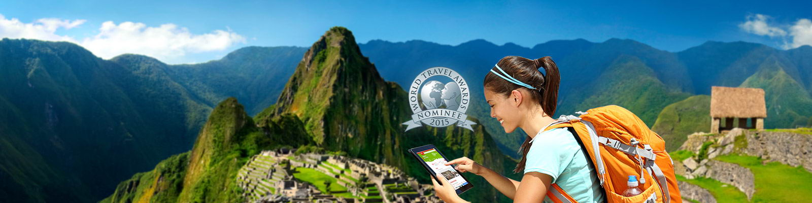 Perú nominado World Travel Awards