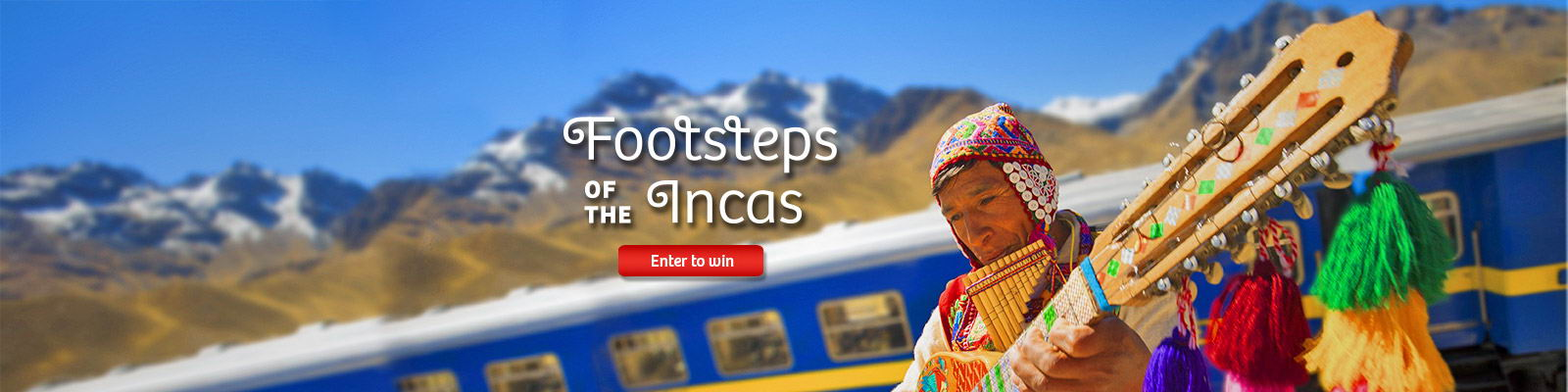 Footsteps of the incas