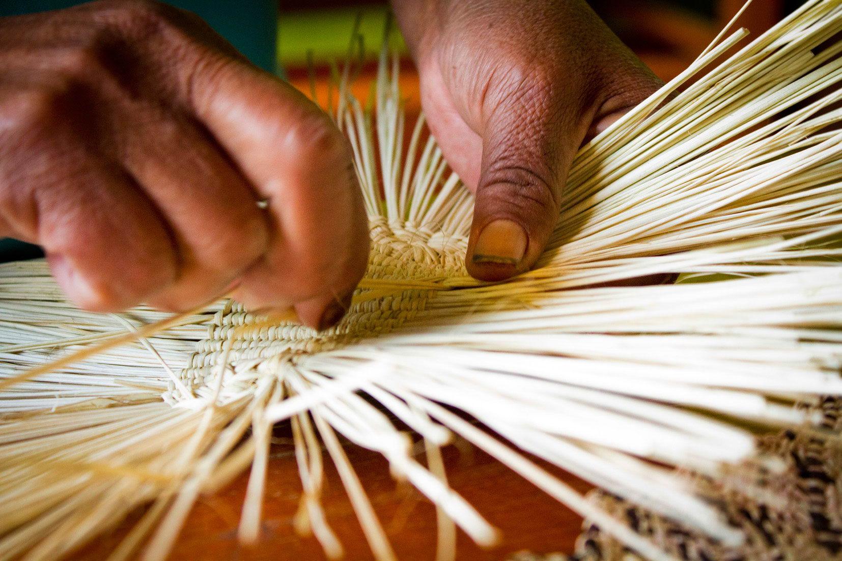 Sombrero de paja Toquilla de Piura 3cb5f599c57