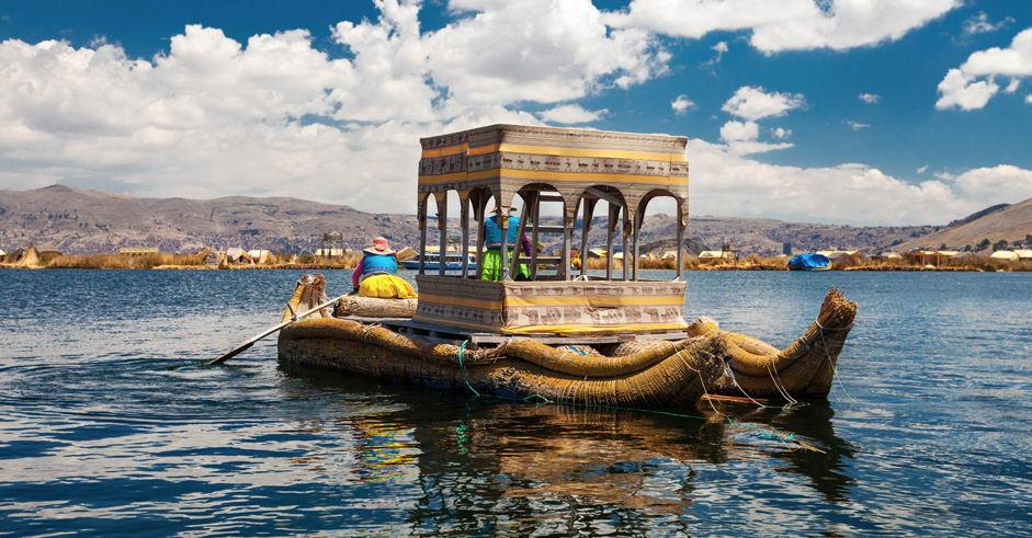 Lago Titicaca - Descubre Titicaca, el Lago Mas Alto Del Mundo ...