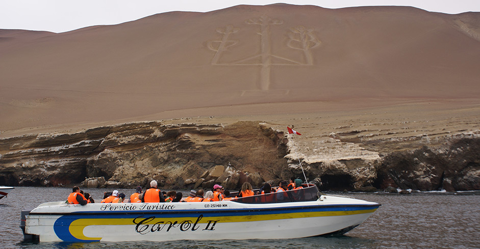 Paracas National Reserve, Ica