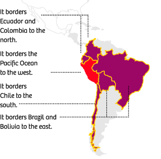 Peru S Geography And Climate Location