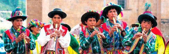 Festivities   Perú Travel