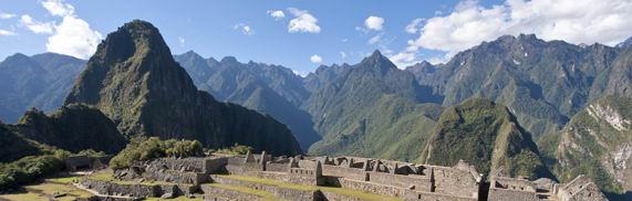 Perú. Nubes de la memoria